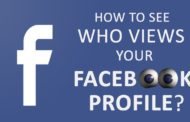 How to see who visited my facebook profile?