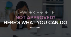 approve, upwork